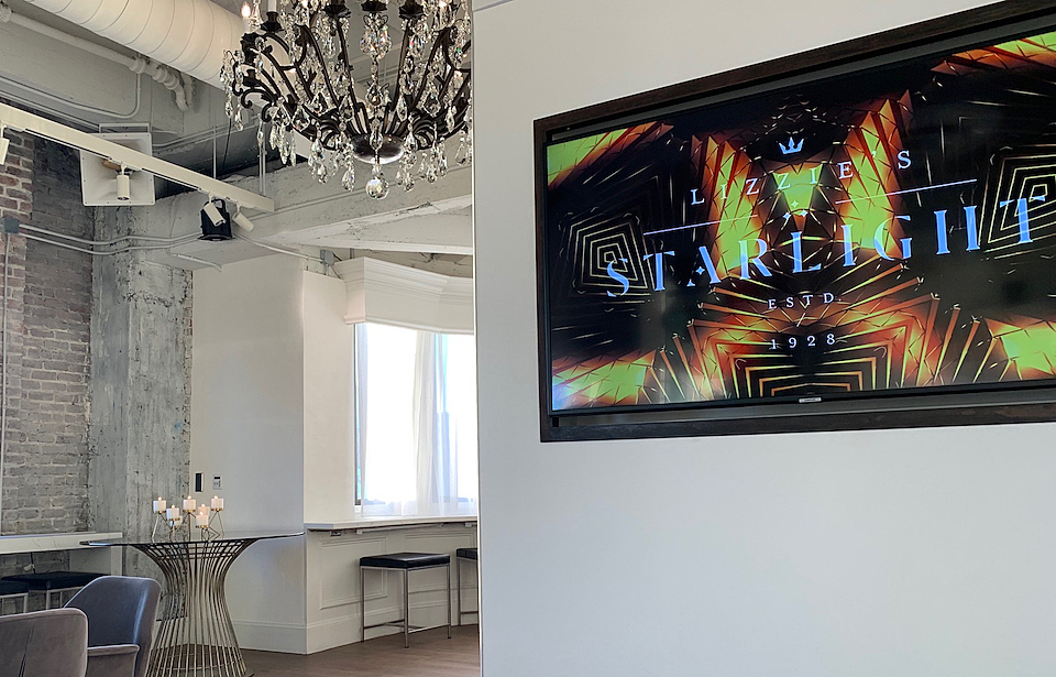 Union Square's famed Starlight Room rebranded to reflect alleged royal affair