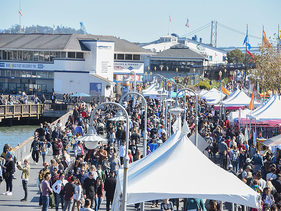 SF weekend: Wharf Fest & chowder cook-off, witchcraft film festival, earthquake safety fair, more