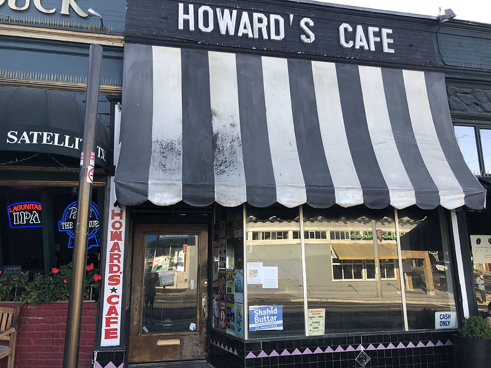 Howard's Cafe shutters abruptly after more than 50 years in the Inner Sunset