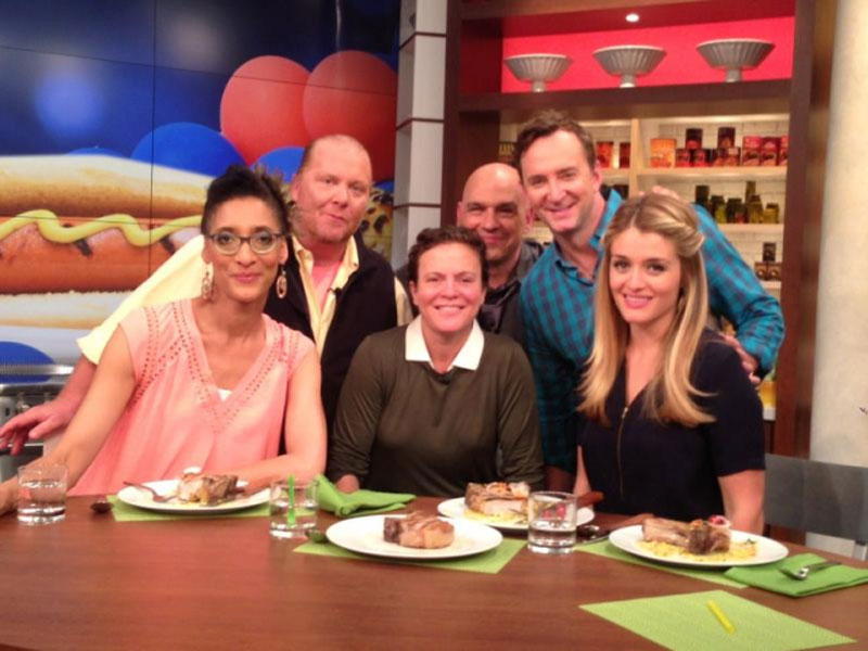 """The Chew jardinière chef to appear on abc's """"the chew"""" 