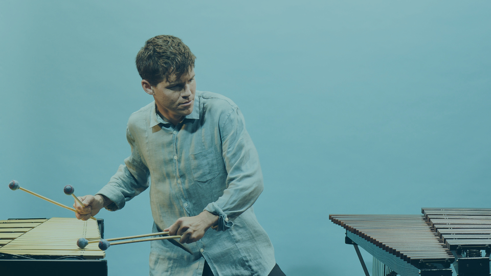 SF Symphony percussionist Jacob Nissly takes center stage with 'physically challenging' new concerto