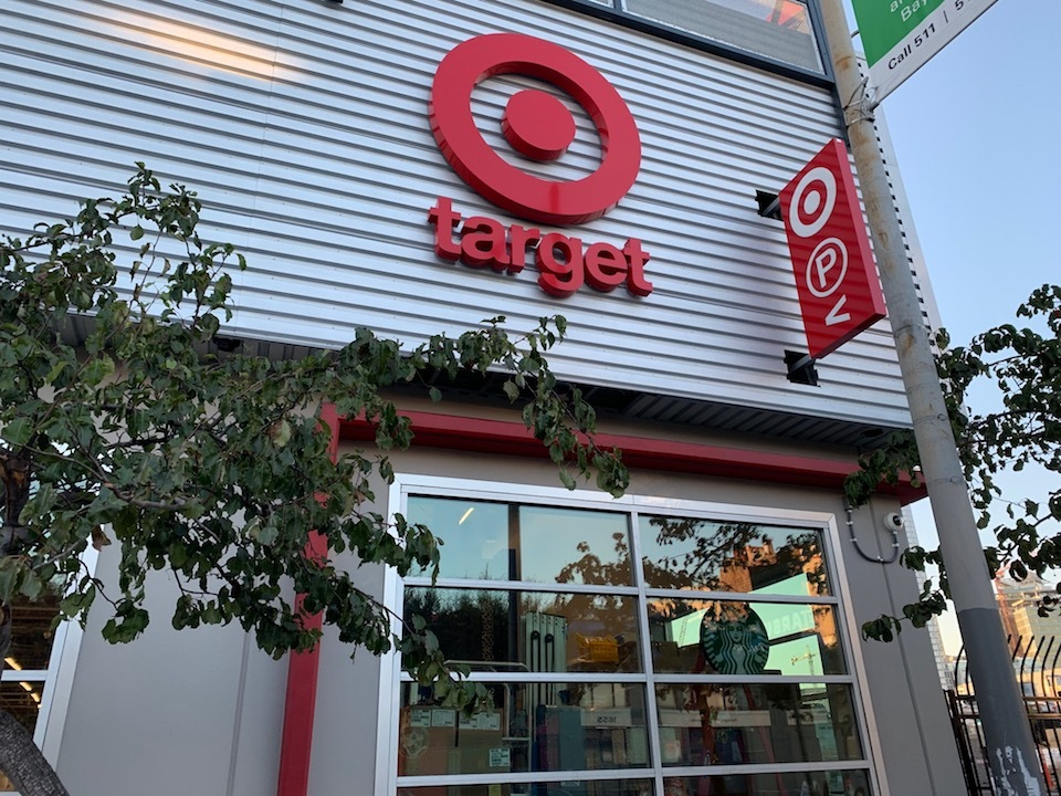 Target set to open new SoMa location next month