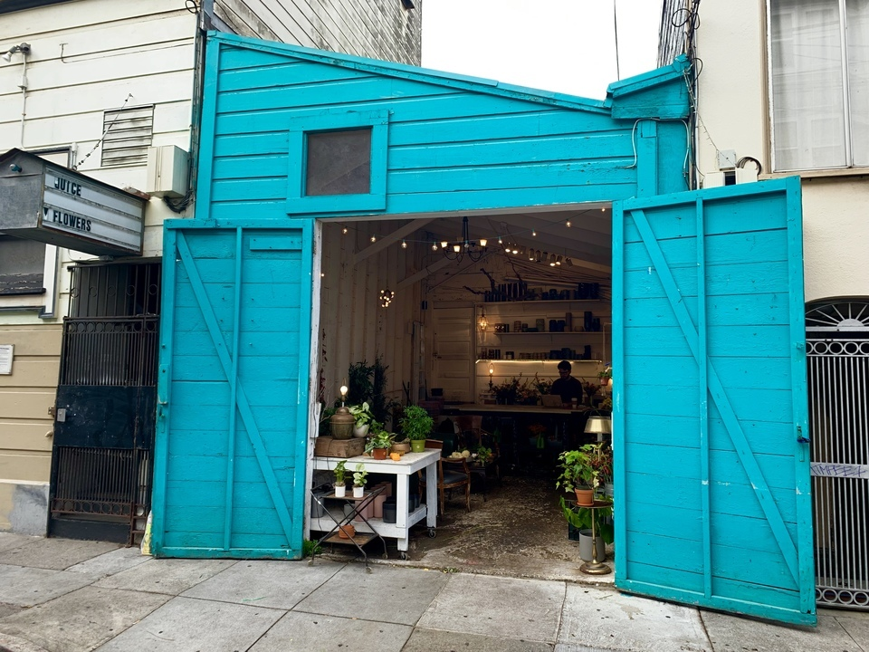 Mission District flower shop Ampersand to open Castro location
