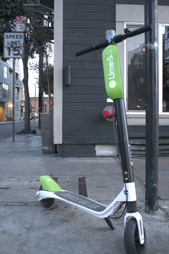 Image result for lime scooter