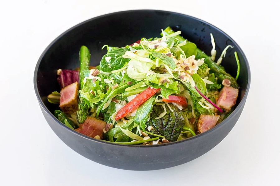 5 top spots for salads in Berkeley