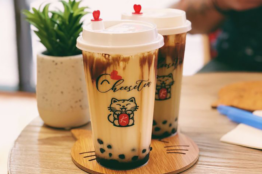 3 top spots for bubble tea in Honolulu