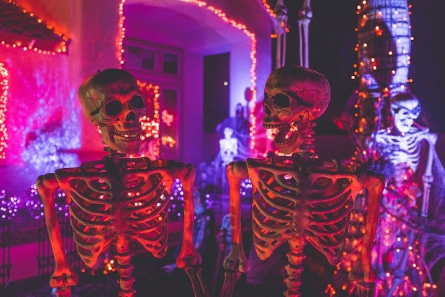 San Francisco boasts a hot lineup of Halloween events this week