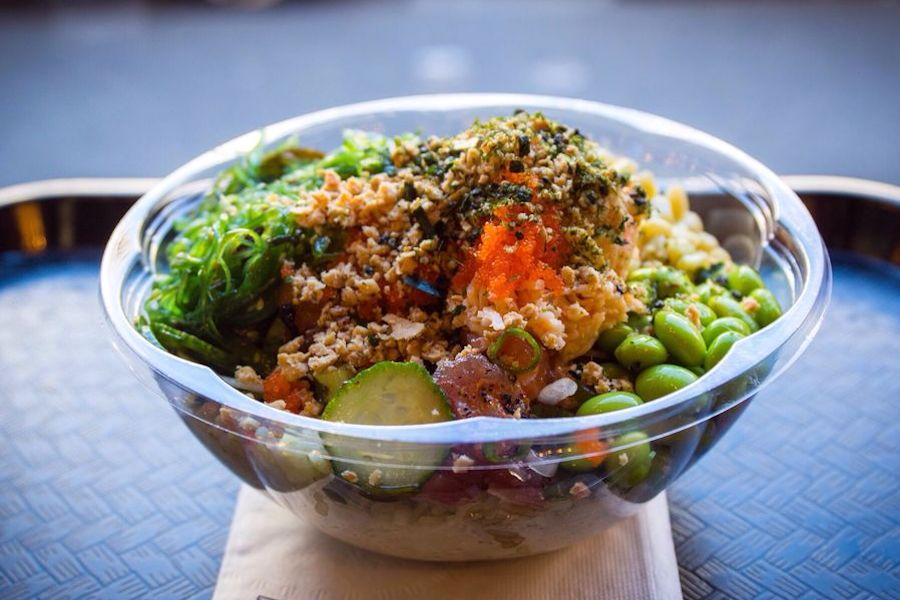 fobe Top 5 Places For Poke: Seattles No. 1 Spot Is For Those In The Know