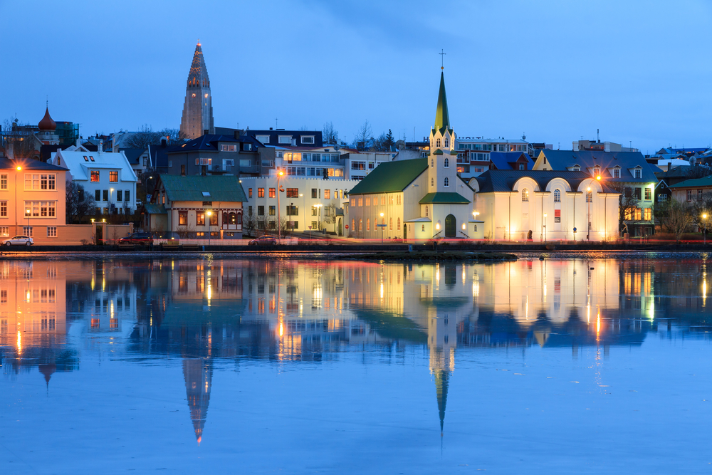 shutterstock 316413410 Frugal Flyer Miles: How To Get To Reykjavik Without Going Broke