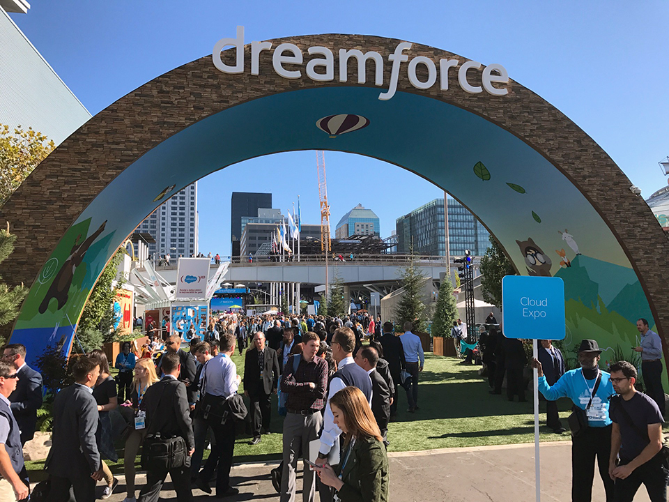 Dreamforce street shutdowns begin: Here's what to expect for San Francisco traffic, Muni congestion