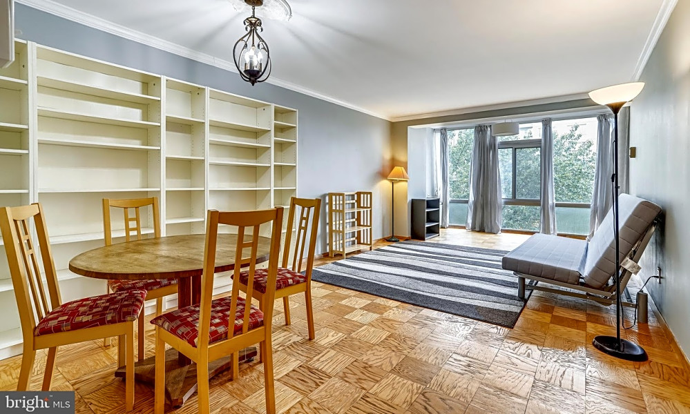 The cheapest apartments for rent in Foggy Bottom, Washington