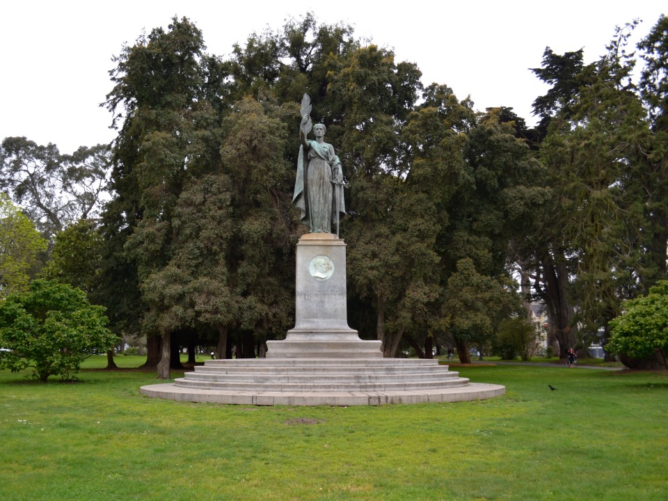 Image result for william mckinley statue san francisco