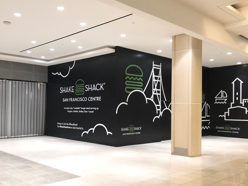 Shake Shack, Amazon Go confirmed for long-vacant Westfield Mall space