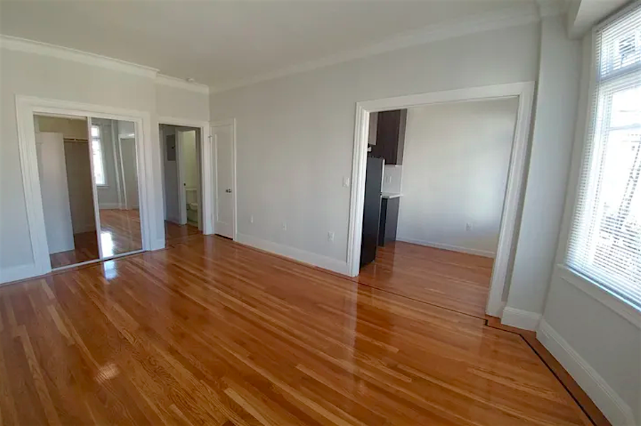 What apartments will $2,200 rent you in the Tenderloin this month?