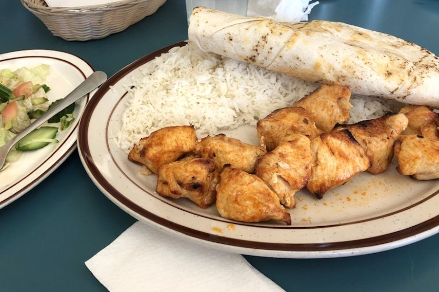 sal3 Flavorful Fare: Detroits Top 5 Middle Eastern Restaurants