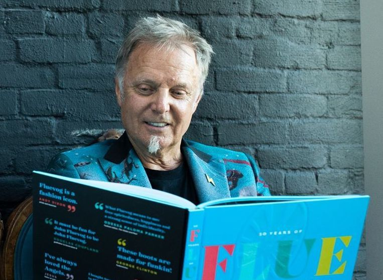 50 years of funky footwear: John Fluevog to visit the Haight for book tour, anniversary party