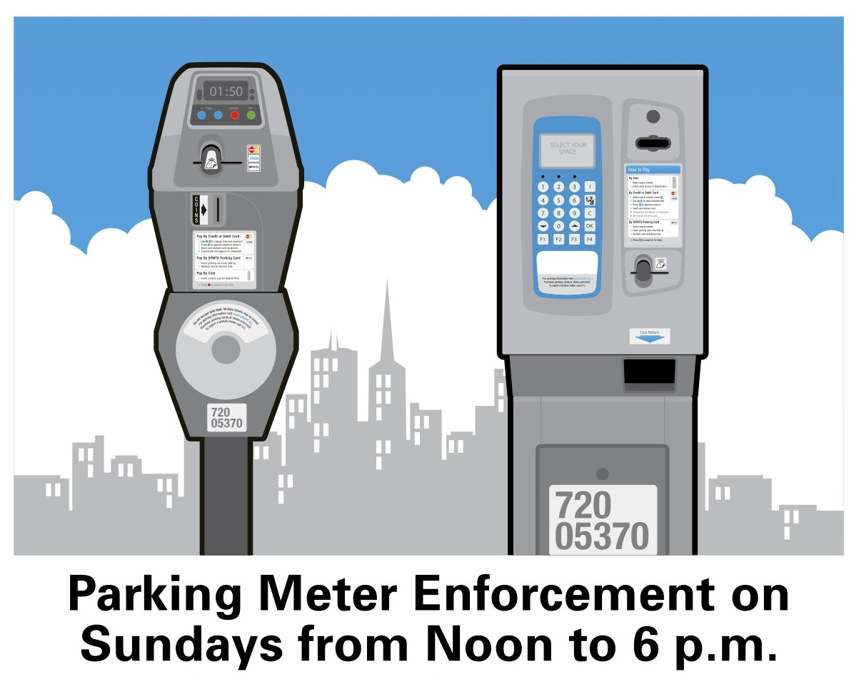 Sunday meters sf e1355605727200