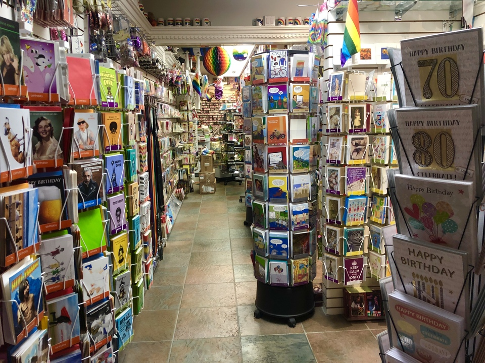 Castro gift shop owner cites blight as reason for closure hoodline wild card offers a variety of greeting cards photo steven braccohoodline m4hsunfo