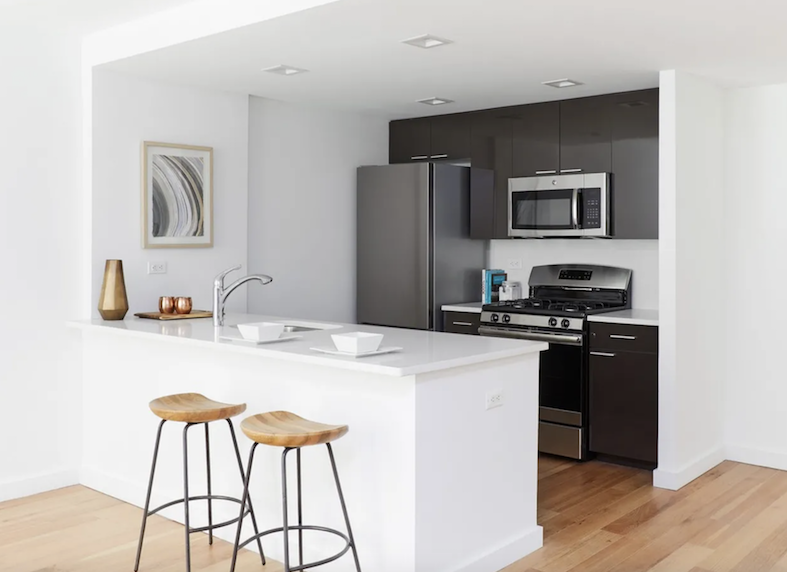 The cheapest apartments for rent in Long Island City, New ...