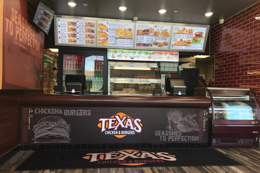 Fast Food Chain Texas Chicken Burgers Opens First Dc Location In