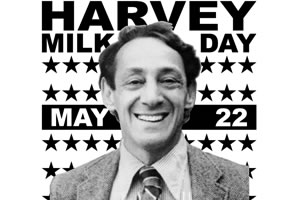 Harvey milk day may 22