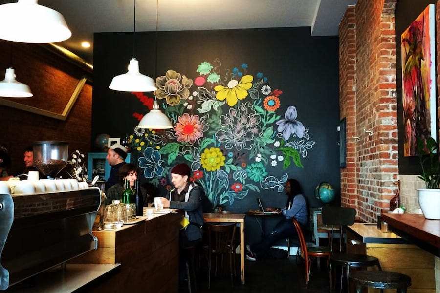 Astro Coffee Time To Dine: Top 5 Spots On Michigan Avenue In Detroits Corktown Neighborhood