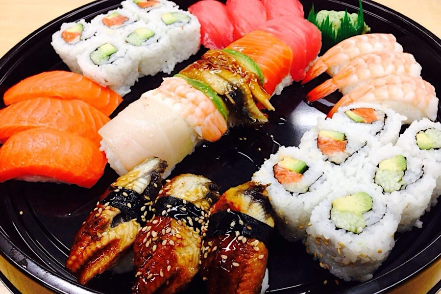 Oishii Bento Cheap Eats: Pittsburghs Top 5 Spots To Get Sushi On A Budget