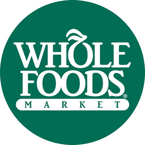 Whole foods logo round