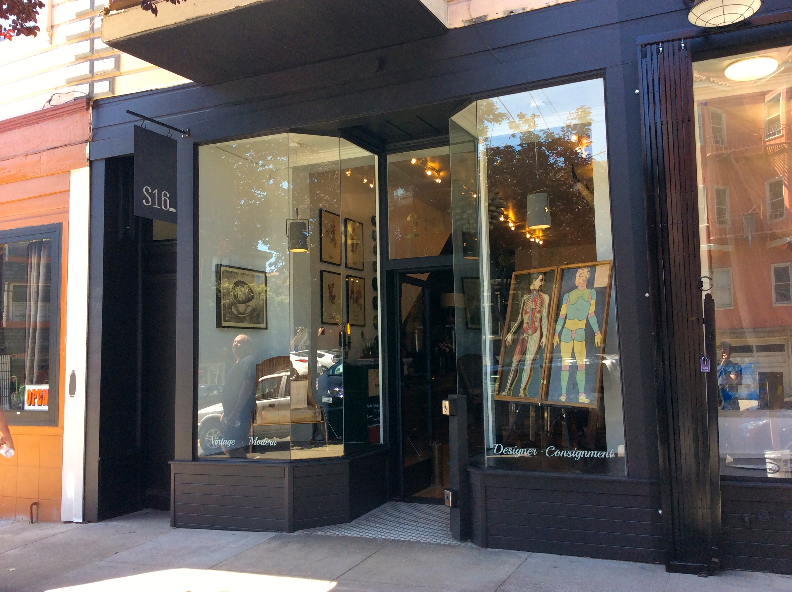 Home Furnishings Store S16 Home Opens In The Castro Hoodline