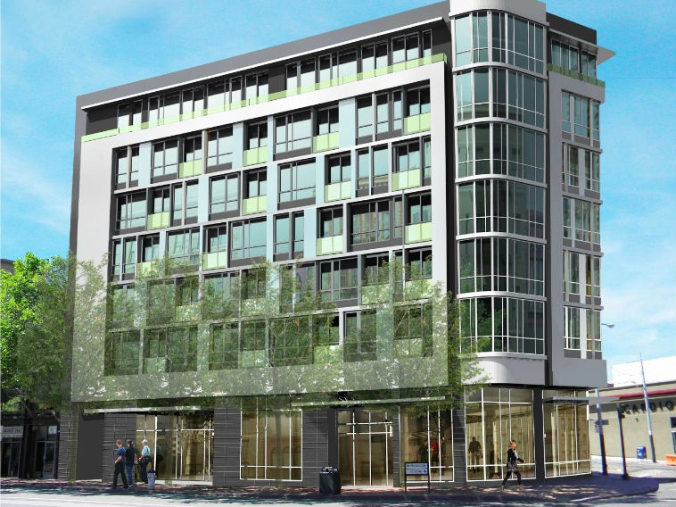 7 Story Residential Building Planned For Market And Gough