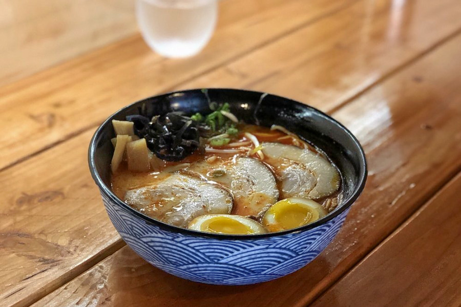 Ichiraku ramen photo 1 enhanced