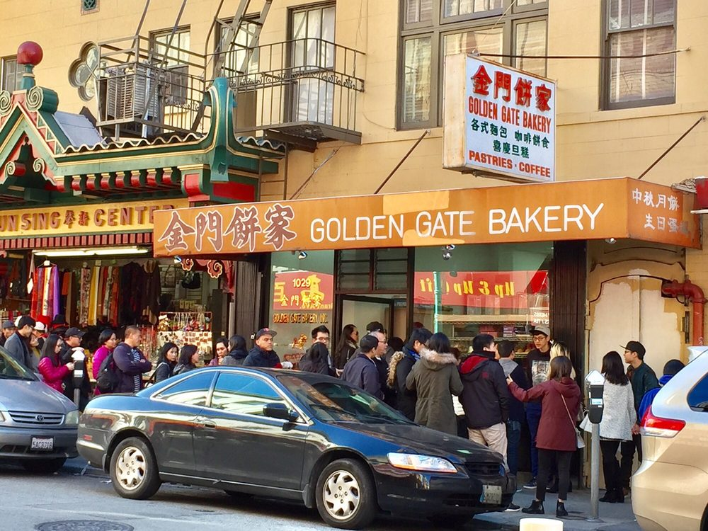 Let me call you sweet tart: SF's top bakeries