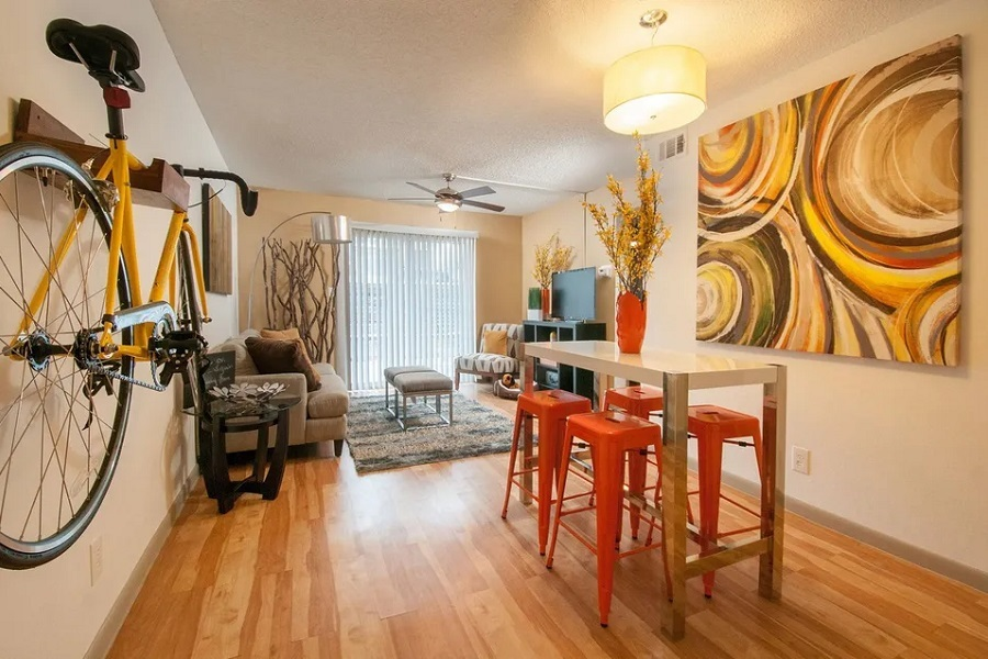 The cheapest apartments for rent in Riverside, Austin ...