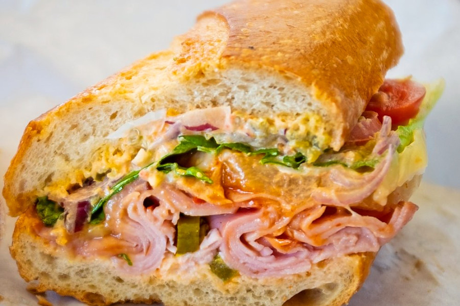 Lou S Cafe Sandwiches