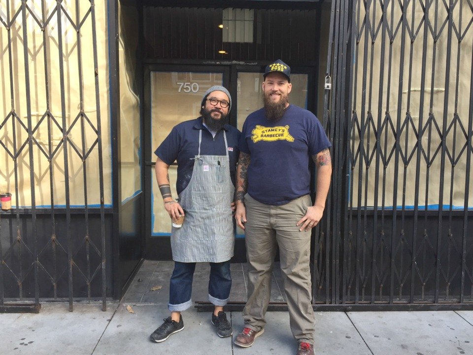 Rusty\'s Southern Restaurant Opens This Month In The Tenderloin ...
