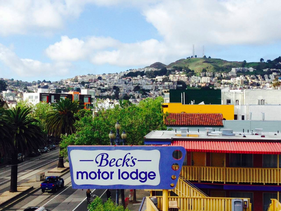 after 57 years in the castro beck 39 s motor lodge still