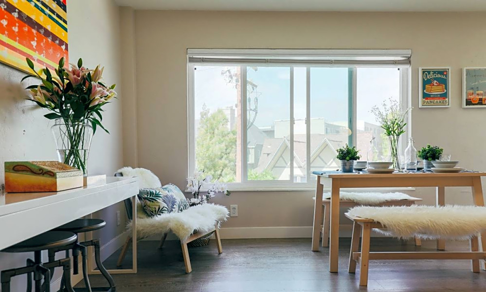 The cheapest apartments for rent in Adams Point, Oakland