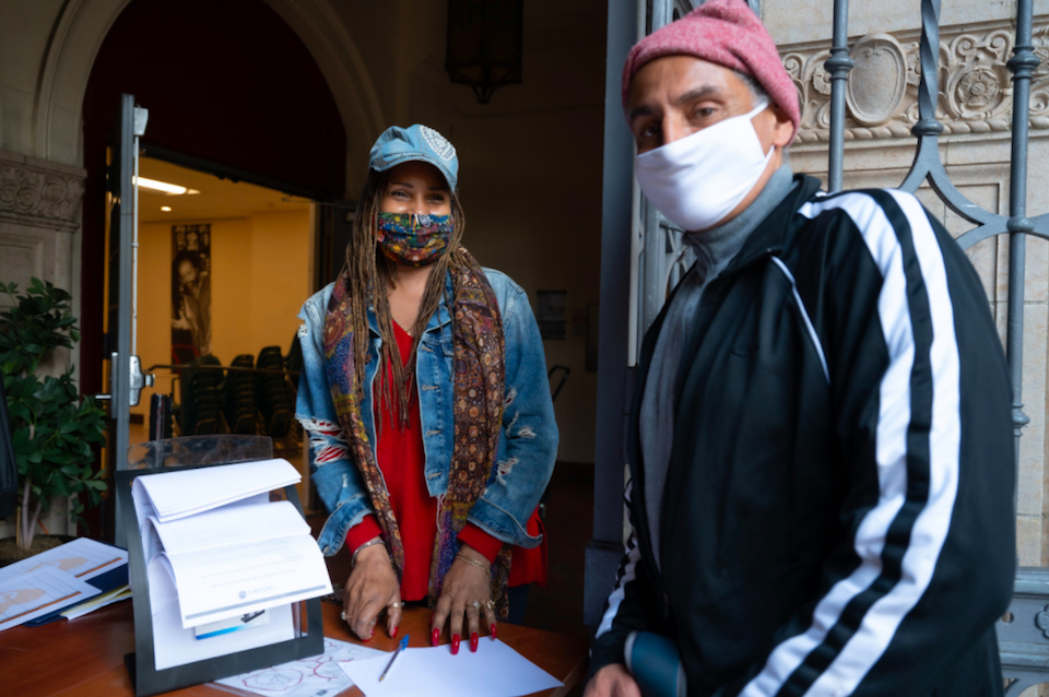 After early missteps in Tenderloin COVID-19 testing, GLIDE & DPH partner to improve access