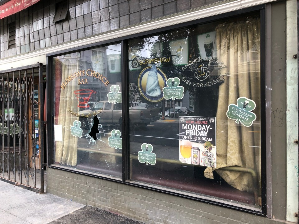 District 5 pilots $100,000 victim assistance program for vandalized small businesses