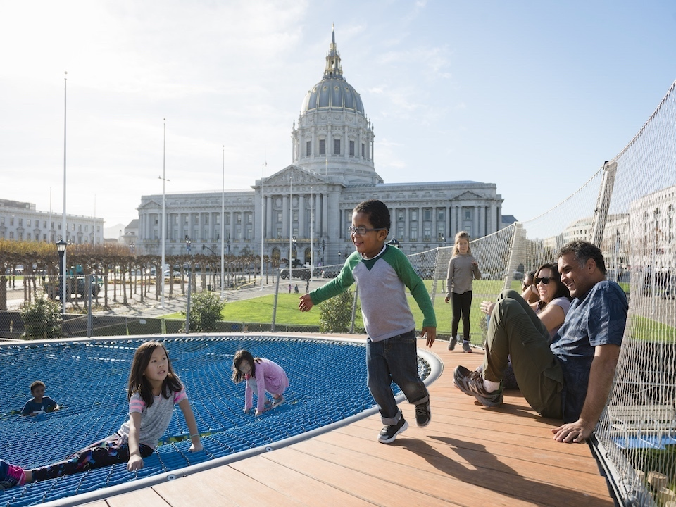 Playgrounds reopen across the city, including two newly revamped Tenderloin parks